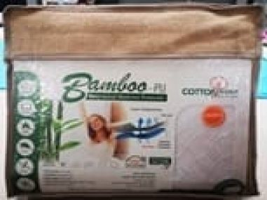 Cotton & More Bamboo Pillow Protector with zipper