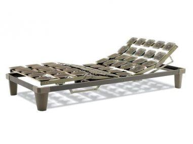 سرير تمبور متحرك – بني – 4 محركات